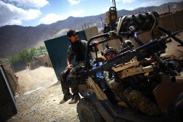 NPR Image of Afghanistan